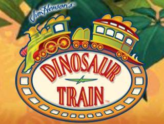 Actividades para Educación Infantil: El Tren Dinosaurio