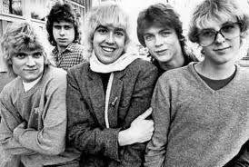 gyllene tider 1981