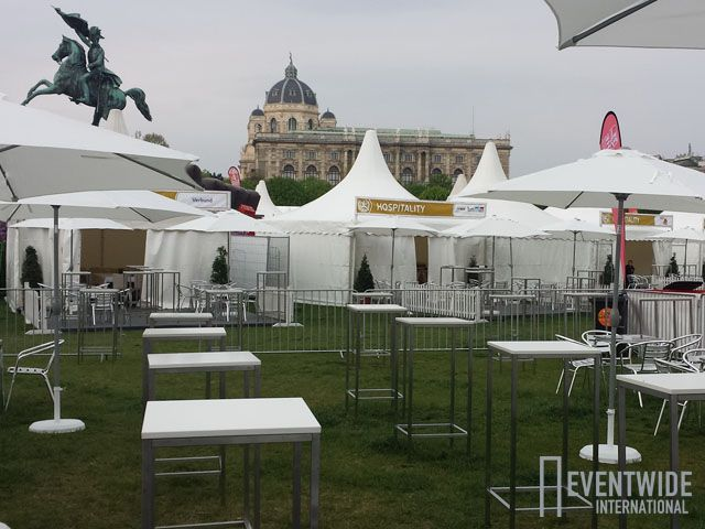 #Eventwide @ #Vienna City Martahon