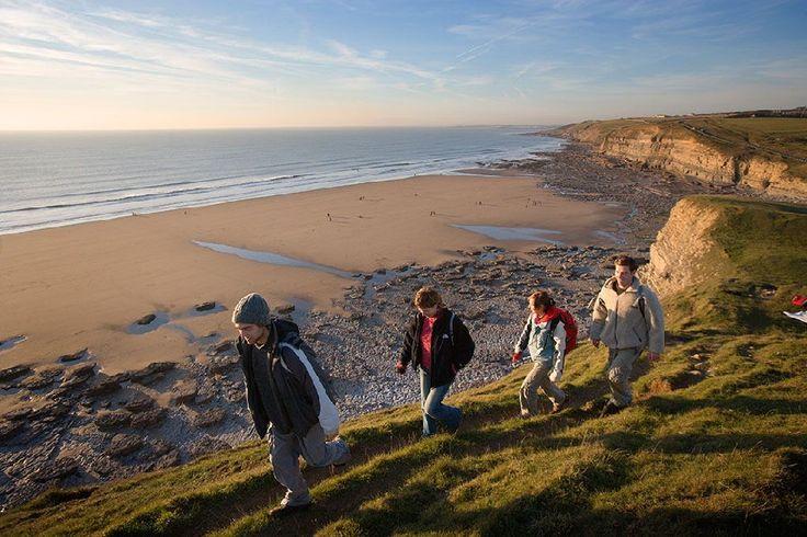 Glamorgan Heritage Coast, Pays de Galles Visit Wales