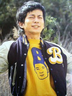 Junichi Okada as Bussan in Kisarazu Cat's Eye #KudoKan