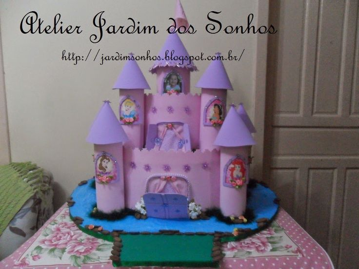 Jardim dos Sonhos: Castelo de Princesa