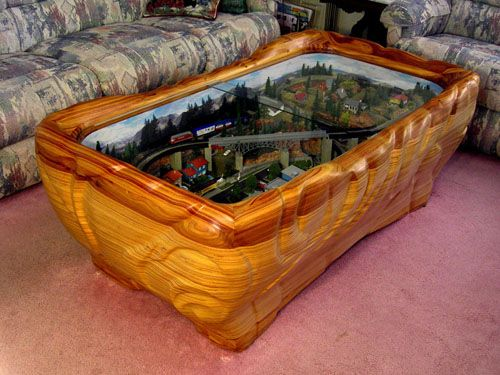 29 best model railways - coffee tables images on pinterest | toy