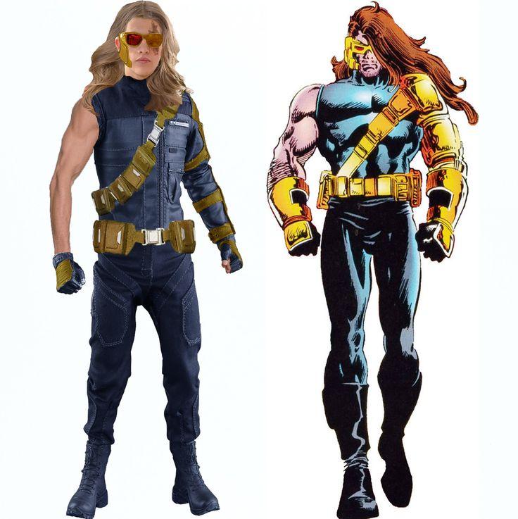 Tye Sheridan Scott Summers Cyclops Age of Apocalypse Comic