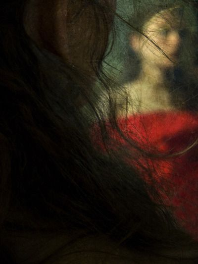 ☽ Dream Within a Dream ☾ Misty Blurred Art and Fashion Photography - Katia Chausheva
