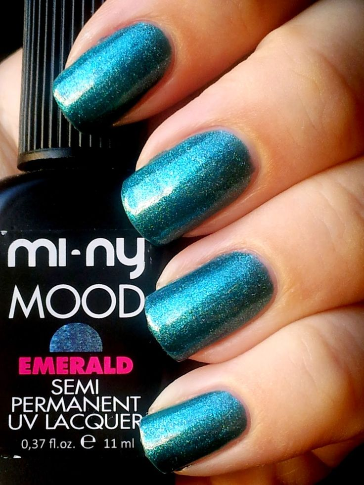 smalto semipermanente mi-ny mood colors - emerald