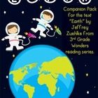 """Our school system just purchased McGraw Hill's Wonders Reading Program and so far is it amazing! I created this companion pack for the story """"Earth..."""