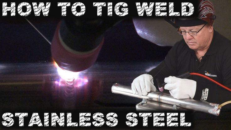 How to weld stainless steel tube good and bad techniques