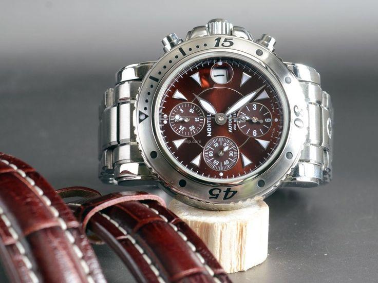 Montblanc Sport Automatic Chronograph