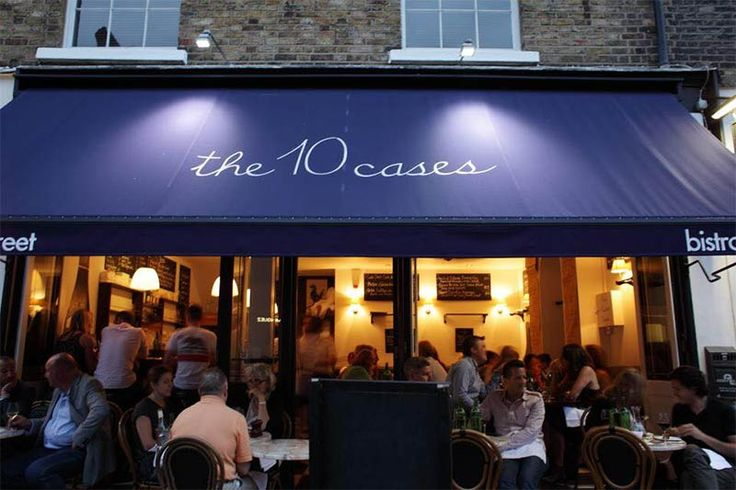 Parsons is the next restaurant from The Ten Cases in Covent Garden