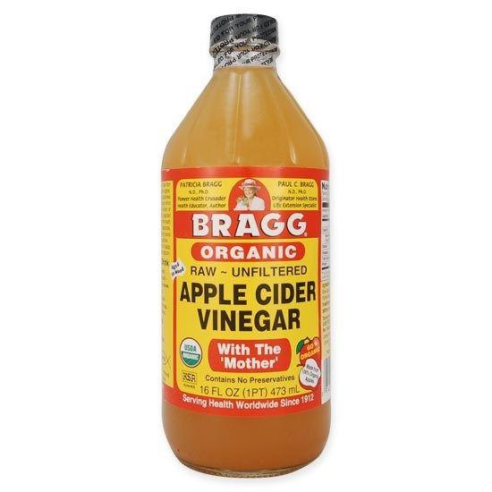 Natural Remedies for Candida Albicans - Apple Cider Vinegar