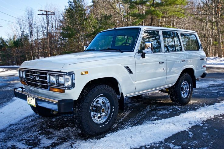 1989 Toyota Land Cruiser Fj62 Frame Off Restoration Auto Pinterest
