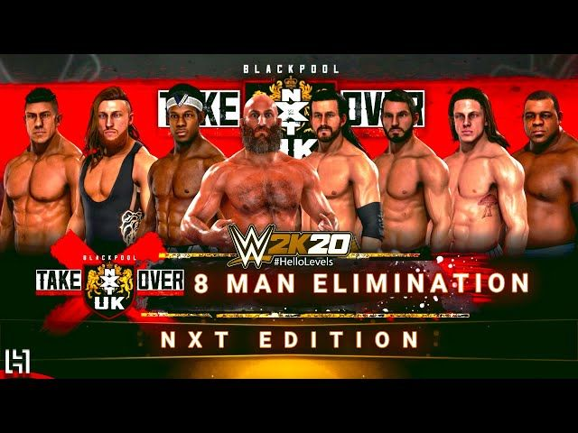 Wwe 2k20 8 Man Elimination Match Gameplay Nxt Edition Https Www Youtube Com Watch V Nk Vpf8yszi Hellolevels Wwe Gameplay Star Citizen
