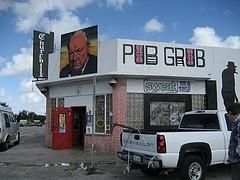 Churchill's Pub. (churchillspub.com) 5501 NE 2nd Ave  Miami, FL 33137. dive bar with local [indie] music. grungy.