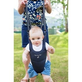 soft structured baby walker - saves your back