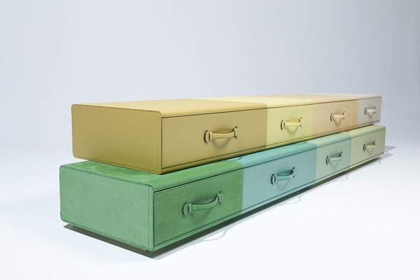 MaartenDeCeulaer Suitcases serie