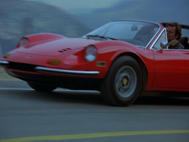 Hart To Hart Ferrari Dino Hollywood Cars Pinterest