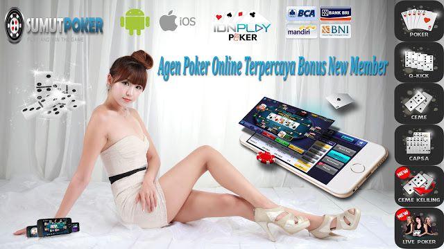 SumutPoker Agen Poker Online Terpercaya Bonus New Member