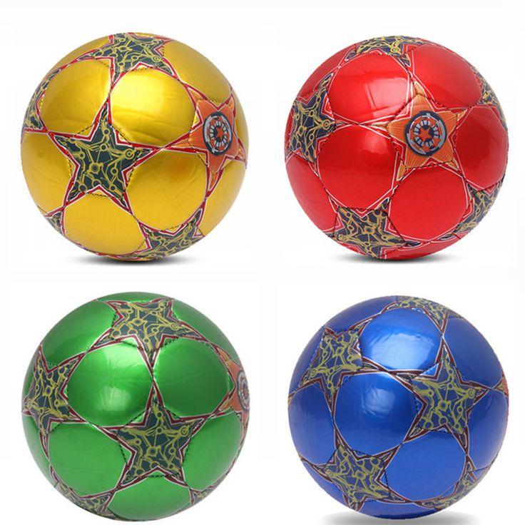 Хорошее качество размер 2 футбол Детский размер футбольный мяч 3 футбольный мяч дети футбольные мячи крытый футбол для детей