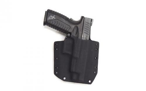 Raven Concealment Systems Phantom Modular OWB Holster Fits Springfield Xdm 9mm40SW with 38 Barrel with Belt Loops 150 Right Hand Black *** Read more reviews of the product by visiting the link on the image.