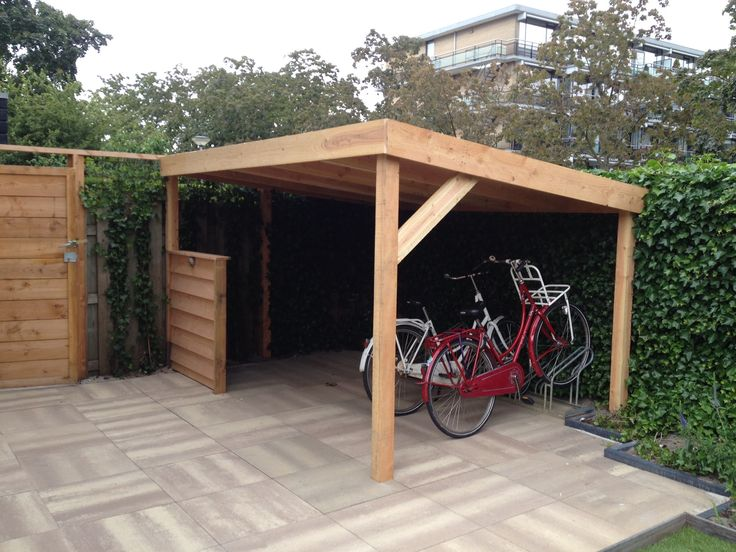best 25 bike shed ideas on pinterest shed storage ideas. Black Bedroom Furniture Sets. Home Design Ideas