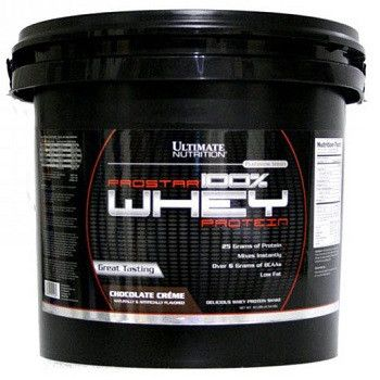 Prostar 100% Whey Protein 4,54kg | Techno Nutrition