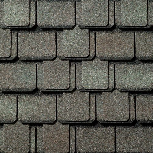 Best Sunset Slate Gaf Designer Roof Shingles Swatch General Roofing Systems Canada Grs Www 400 x 300