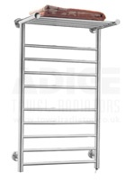 Got a small bathroom! No Central heating? Try an electric towel rail