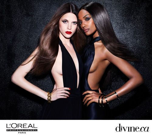 divine.ca perfect hair with L'Oréal Professionnel contest