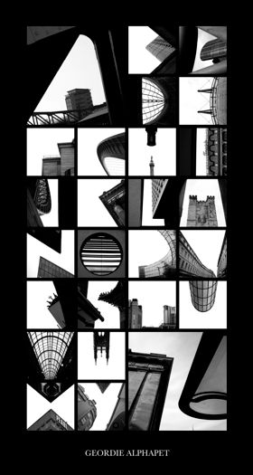 Peter Defty Alphabet Architecture