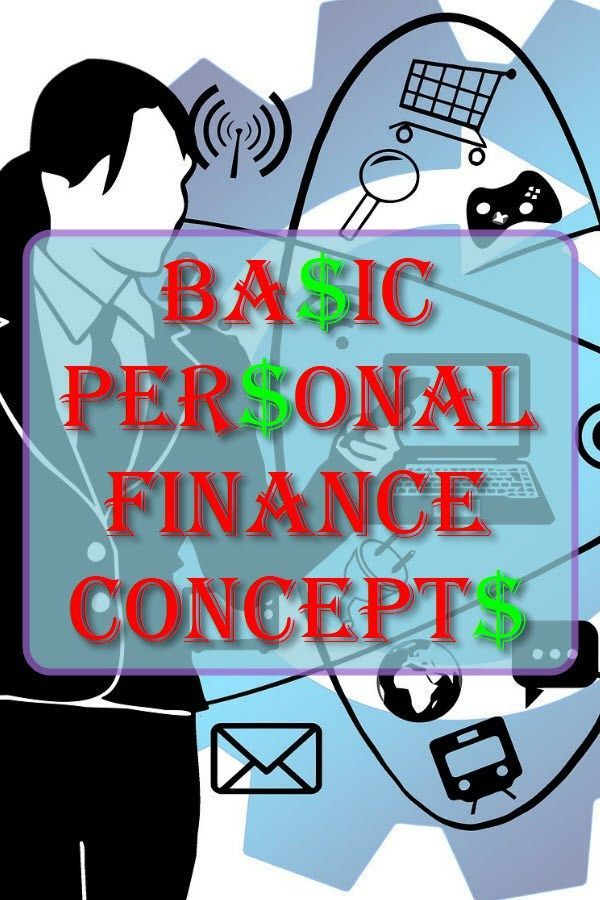 If we mastered the basic personal finance concepts, we'll have our money working for us rather than us working for money.