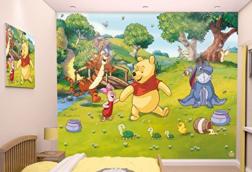 best 25 disney mural ideas on pinterest disney wall murals disney childrens bedroom decor. Black Bedroom Furniture Sets. Home Design Ideas