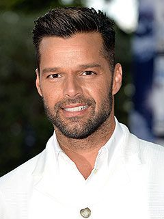 Ricky Martin Takes His Kids on the Road forStability | People.com