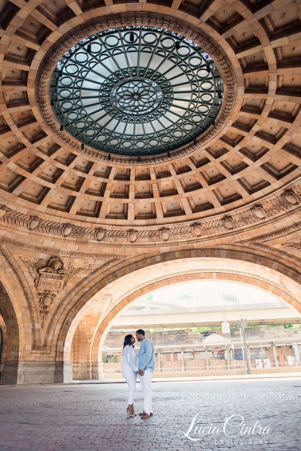 The Pennsylvanian - Pittsburgh PA  © Lucia Cintra Pittsburgh Wedding Photographer