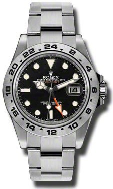 Rolex Watch: Rolex Explorer II Black Automatic Steel Mens Watch,   Price: $8,008.76 http://amzn.to/Piz7jY