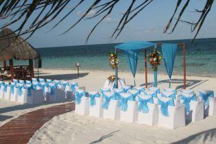 Top Destination Wedding All Inclusive Resort Pick - #4 Azul Beach Resort Cancun Mexico