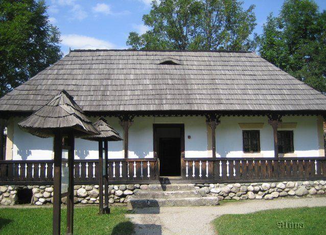 Bran-Casa taraneasca