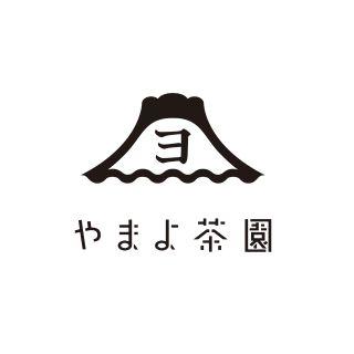 やまよ茶園のロゴ:伝統ある茶園のリニューアルロゴ | ロゴストック