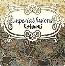 Robert Kaufman Fabrics: Imperial Fusions® Collection: Katsumi: Asian-Inspired Cotton Quilting Fabric