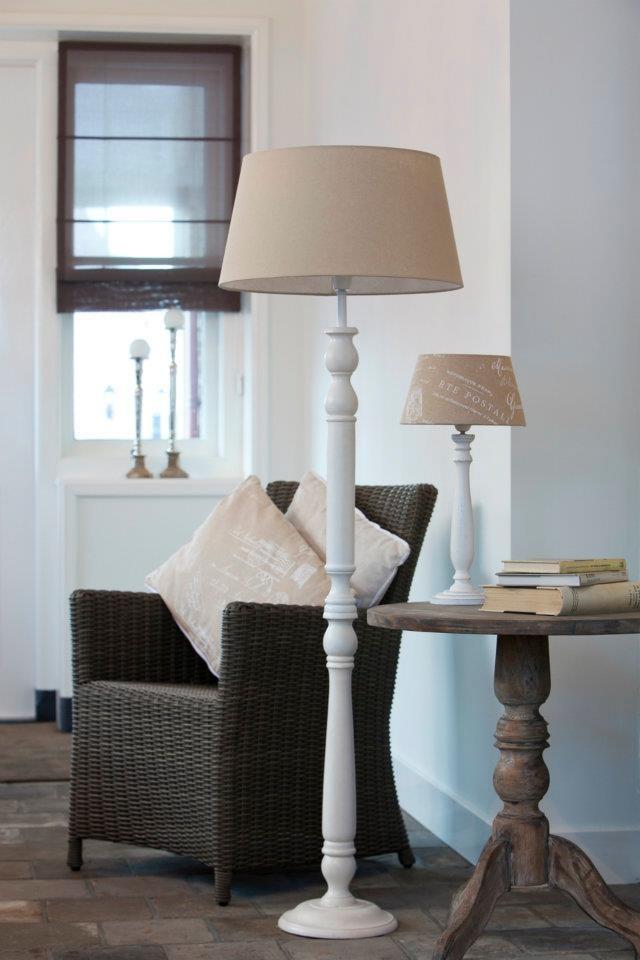 Vienna rusztikus állólámpa / Vienna rustic floor lamp