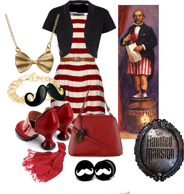"""Haunted Mansion 3"" by pam-kyle-mcglaughlin on Polyvore"
