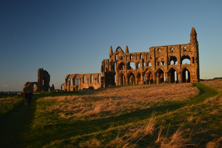 All sizes | The Fading Light on the Abbey | Flickr - Photo Sharing!
