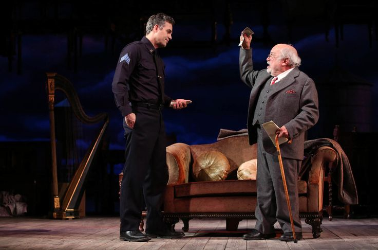 Mark Ruffalo and Danny DeVito Bring The Price Back to Broadway | Playbill