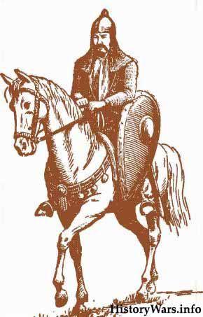 Князь-воин Святослав Игоревич