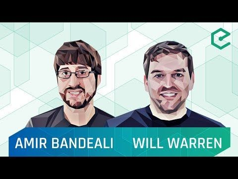 #222 Amir Bandeali & Will Warren: 0x Protocol and the Decentralized Exchange Frontier http://mybtccoin.com/epicenter-222-amir-bandeali-will-warren-0x-protocol-and-the-decentralized-exchange-frontier/