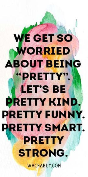 We think you're pretty amazing. (Credit: Wachabuy)