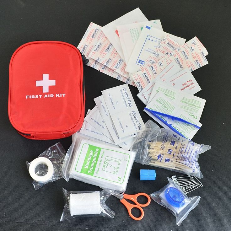 120pcs/pack Safe Camping Hiking Car First Aid Kit Medical Emergency Kit Treatment Pack Outdoor Wilderness Survival //Price: $19.99 & FREE Shipping //     #tacticalgear #survivalgear #tactical #survival #edc #everydaycarry #tacticool