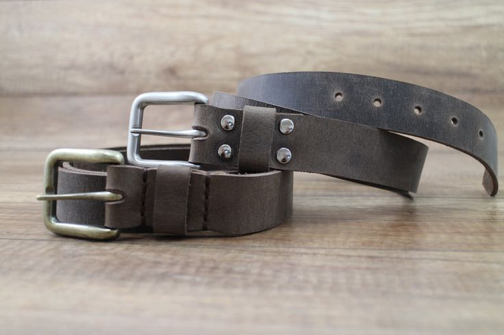 A personal favorite from my Etsy shop https://www.etsy.com/ca/listing/244557344/handmade-leather-belts-mens-leather