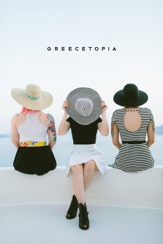 Greecetopia: My Cheat Sheet on What to Pack, Where To Stay and Where To Eat in Santorini and Mykonos!