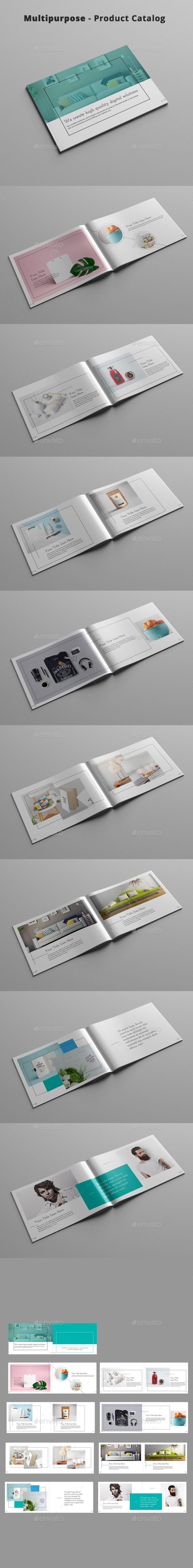 Multipurpose Product Catalog - Catalogs Brochures Download here : https://graphicriver.net/item/multipurpose-product-catalog/19450067?s_rank=60&ref=Al-fatih